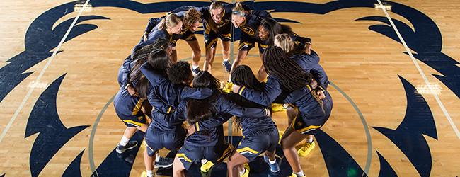 2019 Womens Basketball Team