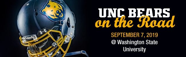 UNC Bears on the Road | Sept 7 @ WSU