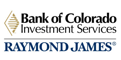 Bank of Colorado Raymond James Investment Services