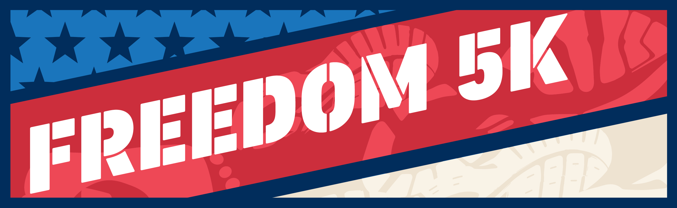 Freedom 5k Banner