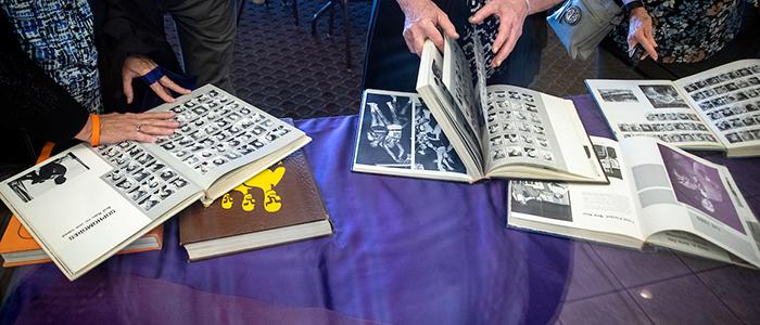 50-Year Reunion Yearbooks